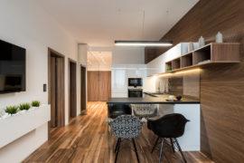 Компактен апартамент